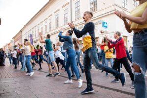 flashmob szeged