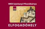 MKB Széchenyi Pihenőkártya elfogadás