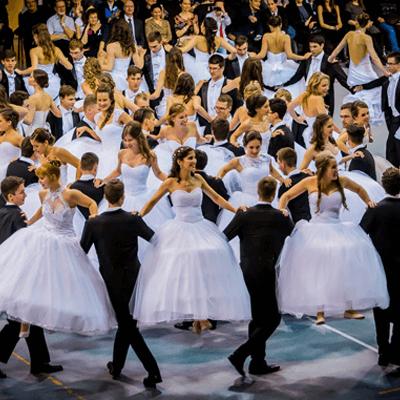 Szalagavató tánc felkészítés